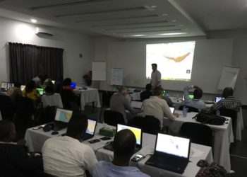 GIS Workshop in Sierra Leone