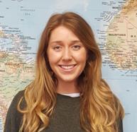 Caitlin Gilmour, Fisheries Consultant, MEC