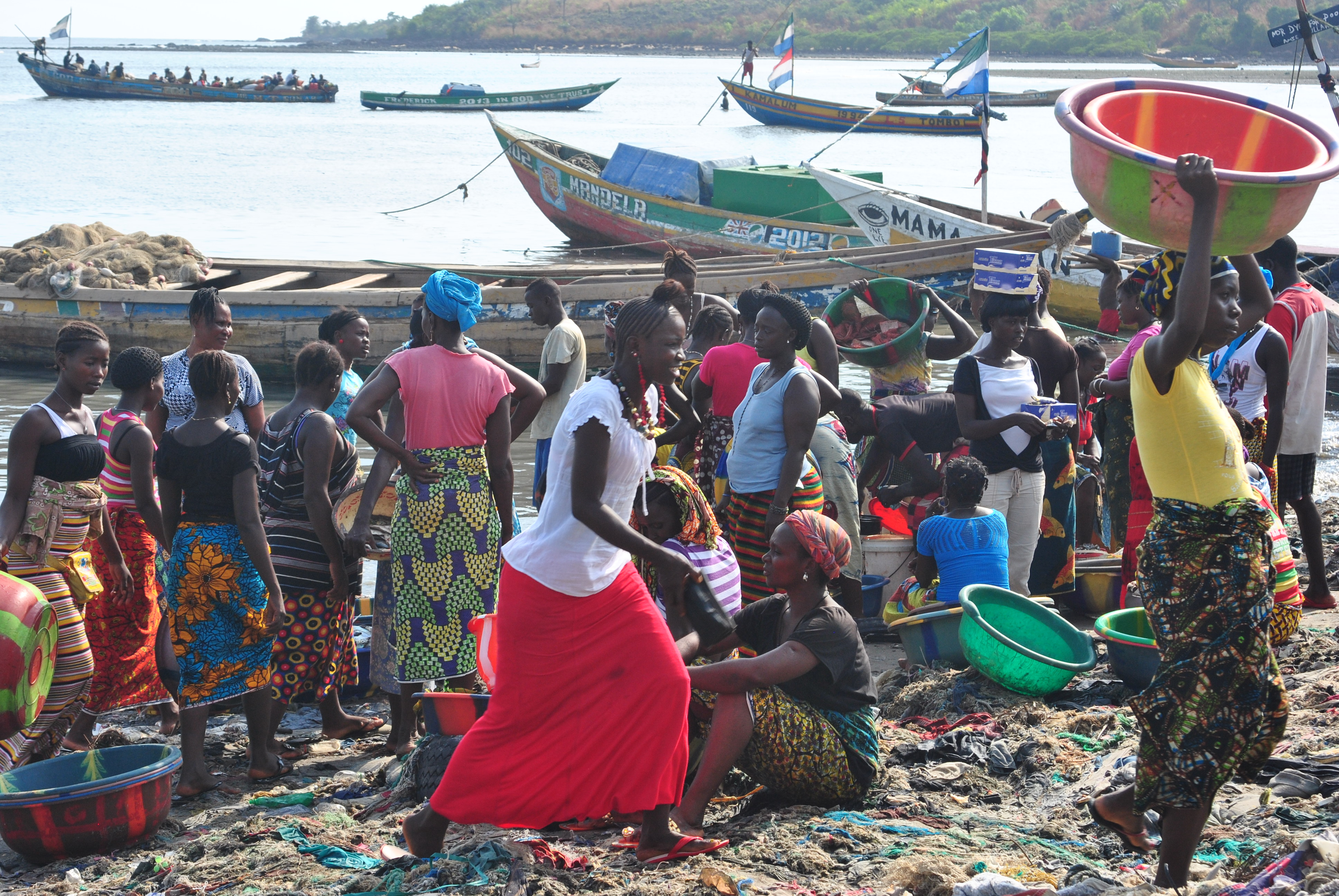 Women in Fisheries