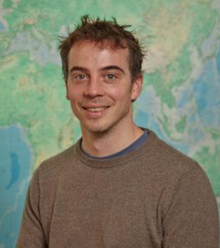 Dr Ed Willsteed, Director, MEC