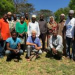 The Fishery Management Unit Team in Shimoni