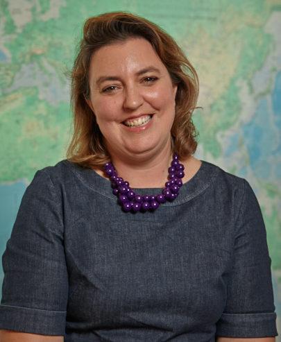 Kerry Lewis, Project Co-ordinator, MEC