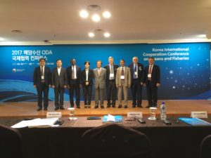 Korea International Cooperation Conference On Oceans and Fisheries