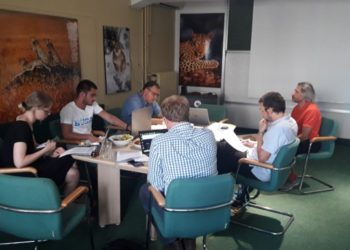 Project Meeting WWF