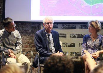 Stephen Akester At The China Dialogue